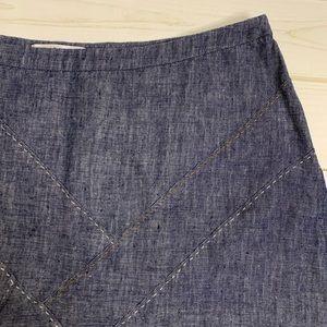 CAbi Skirts - Denim a-line skirt by CAbi